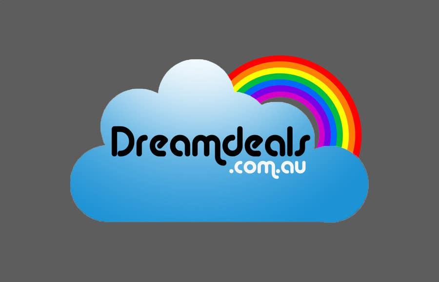Penyertaan Peraduan #                                        107                                      untuk                                         Logo Design for www.dreamdeals.com.au