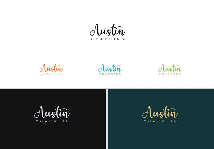 Bài tham dự cuộc thi #                                        404                                      cho                                         logo design for Austin Coaching