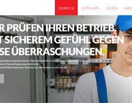 nº 13 pour Create / Clone company website par ziaurabdirahman