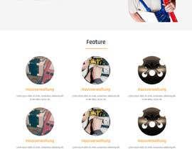 nº 33 pour Create / Clone company website par Ziopu