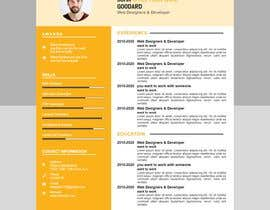 #87 for $15 per single page resume WEBSITE - Submit a quality responsive resume website and I might buy it af Faruk803