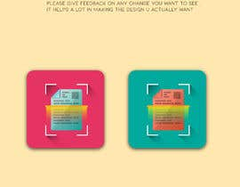 nº 49 pour App Icon for iOS Scanner App par rajangupta1906