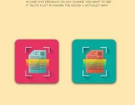 nº 50 pour App Icon for iOS Scanner App par rajangupta1906