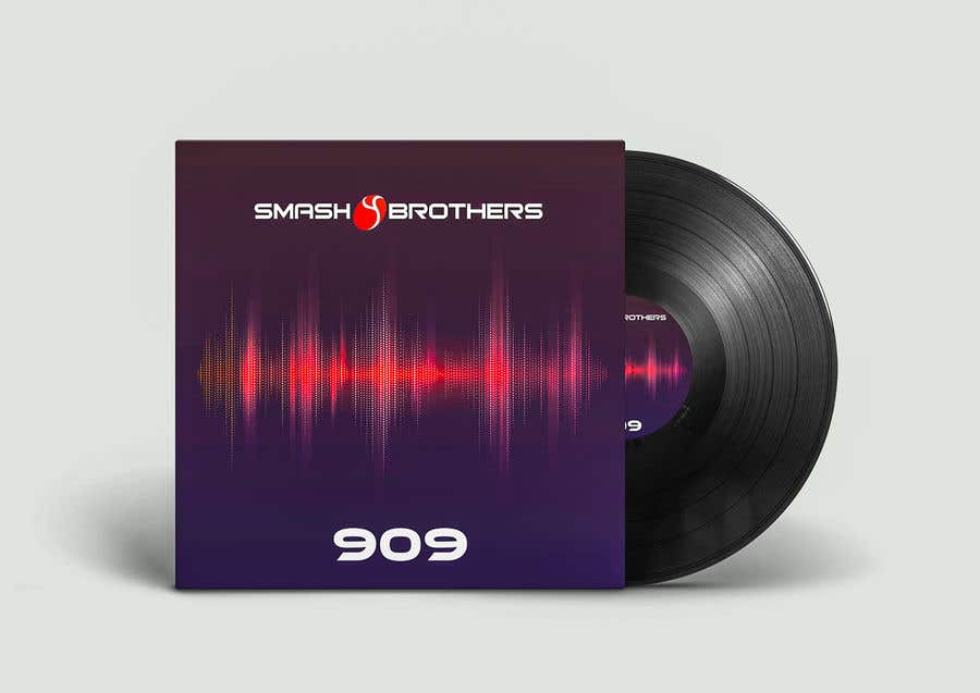 Kilpailutyö #                                        26                                      kilpailussa                                         Simple Track Cover for Techno Music Track