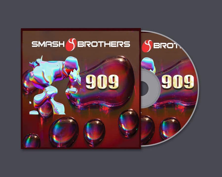 Kilpailutyö #                                        30                                      kilpailussa                                         Simple Track Cover for Techno Music Track