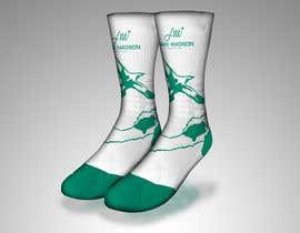#13 for sock design by MrSahil11