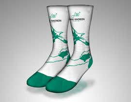 #14 for sock design by MrSahil11