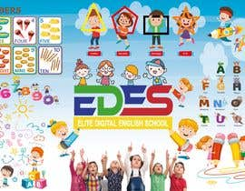 Nro 27 kilpailuun Design the walls of our primary school käyttäjältä abusaeid74