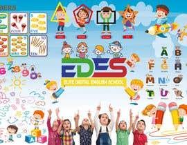 Nro 29 kilpailuun Design the walls of our primary school käyttäjältä abusaeid74