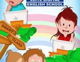 Nro 35 kilpailuun Design the walls of our primary school käyttäjältä ehteshamshami73