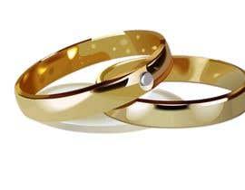 nº 54 pour Jewelry Ring Designs Rhino .stl par gbalara