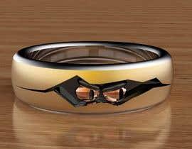 #16 для Jewelry Ring Designs Rhino .stl от jepargibay