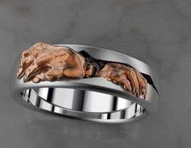 #17 для Jewelry Ring Designs Rhino .stl от jepargibay