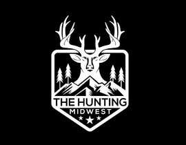 #47 for I need a hunting brand logo designed by aktherafsana513