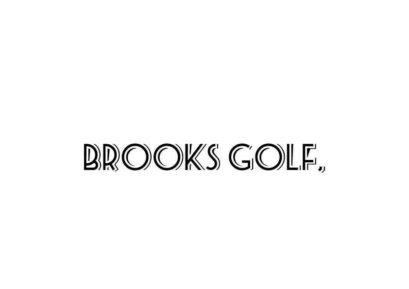 Proposition n°                                        65                                      du concours                                         Design a logo for a unique golf apparel brand