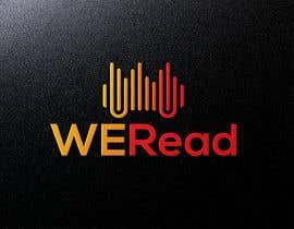 Nro 63 kilpailuun Design an App Logo. a Book review Podcast App called: WERead käyttäjältä mdsorwar306