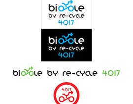#11 untuk Make a stencil logo for bike charity. oleh IvanaMaar