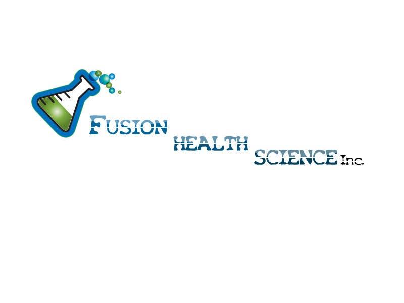 Конкурсная заявка №93 для Logo Design for Fusion Health Sciences Inc.