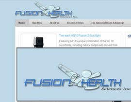 #81 untuk Logo Design for Fusion Health Sciences Inc. oleh arjen17