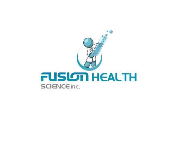Inscrição nº 21 do Concurso para Logo Design for Fusion Health Sciences Inc.