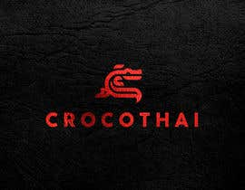 nº 25 pour Logo for crocodile leather products par Fortieight3