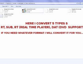 nº 17 pour Save a .txt file as .srt par UdhayasuriyanS