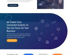 #47 for Wordpress Creative Design for IT service company by susarmin45