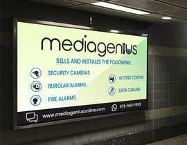 nº 406 pour Banner for storefront Sign par muziburrn
