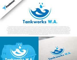 #38 untuk Design me some business logos - Tankworks WA oleh Designtool386