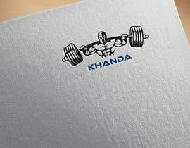 #77 for Fitness logo inspired by the Khanda af msthelenakhatun3