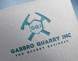 #134 untuk LOGO Design For Quarry Business oleh asa59566ac87c985