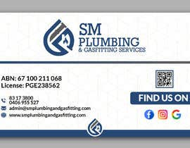 #6 for Plumbing Fridge Magnet Design by alakram420