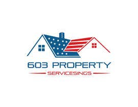 #174 for I need a business logo, and a logo I can put on my website. https://603propertyservices.com/ by NickRHM