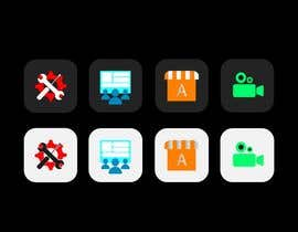 #374 for Seeking designer to create app icons by MohomedJibran