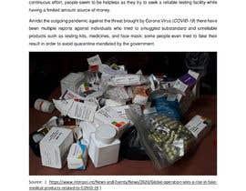 #17 для Write A Post About Fake Coronavirus Tests от devegaerickson0