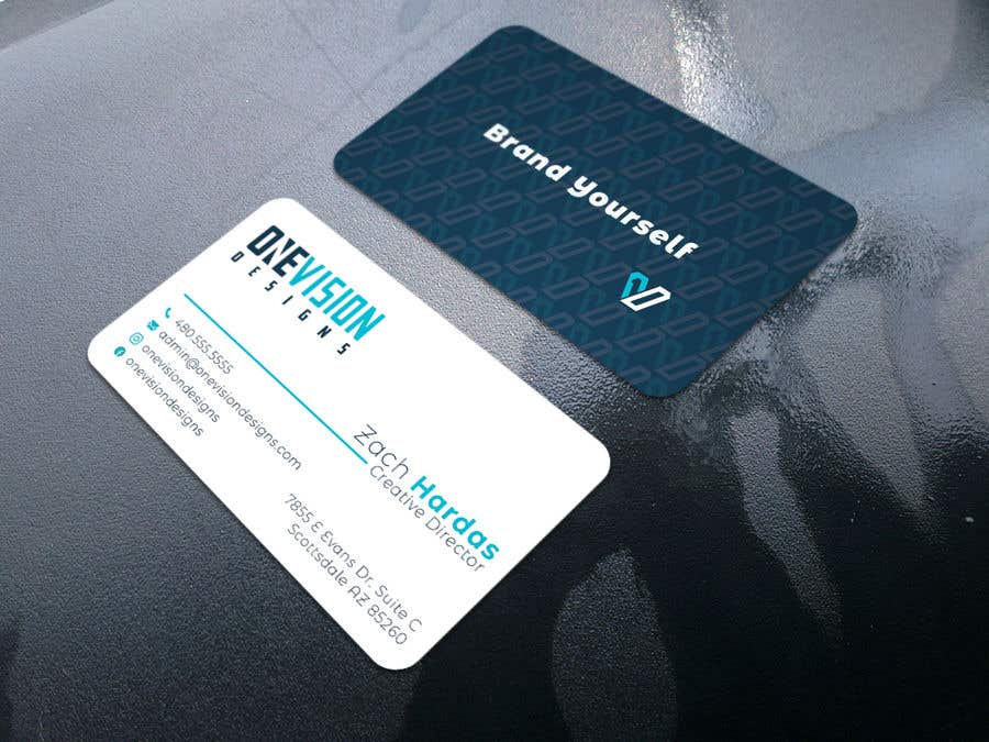Contest Entry #                                        20                                      for                                         Professional Business Card Design