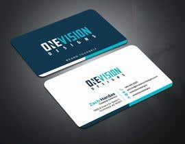 #35 for Professional Business Card Design by abdulmonayem85