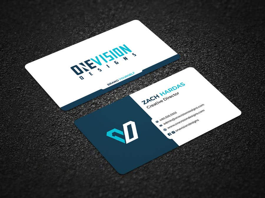 Contest Entry #                                        182                                      for                                         Professional Business Card Design