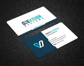 #182 for Professional Business Card Design by abdullahalnaim99
