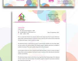 bipudaskajol tarafından Daycare Letterhead and Business Card için no 117
