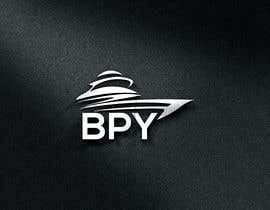 #77 for Yacht logo with the letters BPY by Shakil098