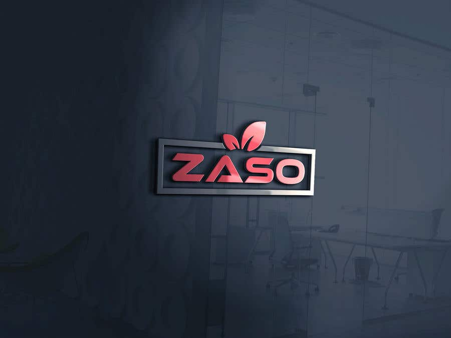 Penyertaan Peraduan #                                        12                                      untuk                                         Make me a logo with our brand name: ZASO