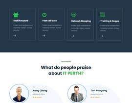 Nro 8 kilpailuun Corporate Profile - Website, Single Page Flyer Design & Email Marketing Newsletter käyttäjältä offllineitorg