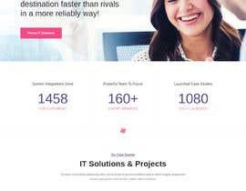 Nro 38 kilpailuun Corporate Profile - Website, Single Page Flyer Design & Email Marketing Newsletter käyttäjältä Sksawpon2030