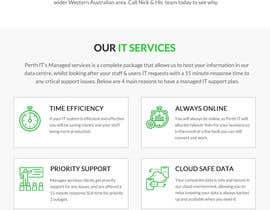 Nro 46 kilpailuun Corporate Profile - Website, Single Page Flyer Design & Email Marketing Newsletter käyttäjältä bharanikumars