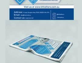 Nro 150 kilpailuun Graphic design for 1 page advertisement käyttäjältä pawangupta940
