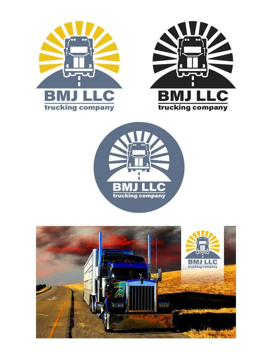Kilpailutyö #                                        16                                      kilpailussa                                         BMJ LLC logo
