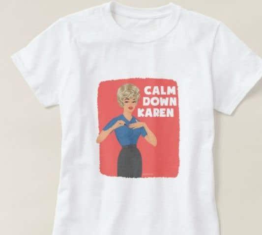 Penyertaan Peraduan #                                        40                                      untuk                                         Draw Me A Karen!