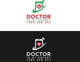 Nro 554 kilpailuun Create a Logo and Icons for Instant Telemedicine Service käyttäjältä Muneebsafdar01