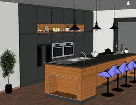kayps1 tarafından Design a Unique Modern Kitchen için no 1